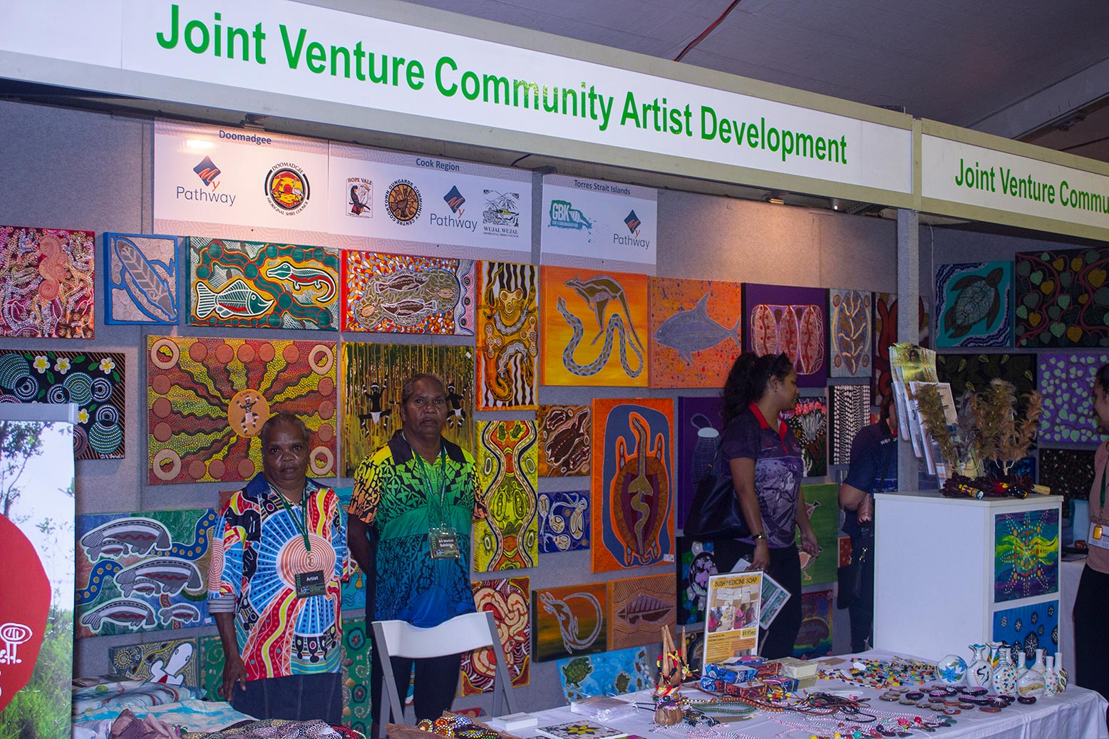 Business of remote arts and culture