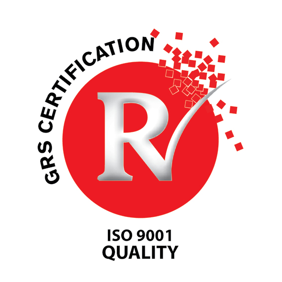 5. Iso Certified